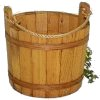 2101-A - Large Finished Pine Bucket