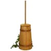 2002 - Large Finished Butter Churn